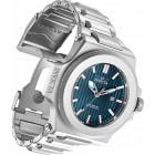 Invicta Akula Prestige Полностью Серебристые Часы Механические - 30131