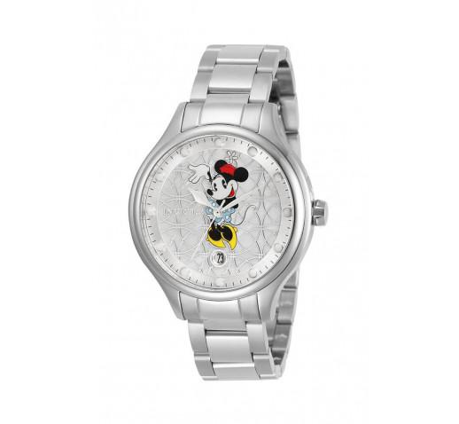 Invicta Angel Disney Minnie Mouse Часы Женские Кварцевые 38мм - 30686