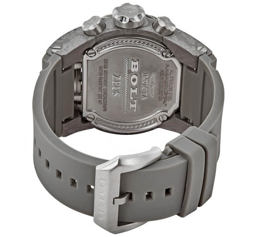 Invicta Reserve Bolt Zeus Magnum Часы на Ремешке Корпус с Аквапринтом - 26441