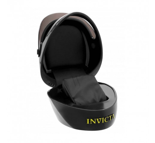 Invicta S1 Rally Коробка в Виде Шлема для 1 Часов Чёрная