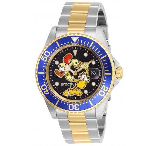 Invicta Character Collection Garfield Унисекс Кварцевые Часы с Гарфилдом - 27423
