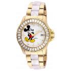 Invicta Angel Disney Mickey Mouse Золотистые Женские Часы 38мм - 27276
