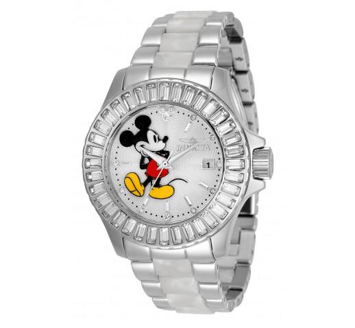 Invicta Angel Disney Mickey Mouse Золотистые Женские Часы 38мм - 33231