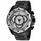 Invicta Excursion Полностью Черные Мужские Часы на Браслете - 24268