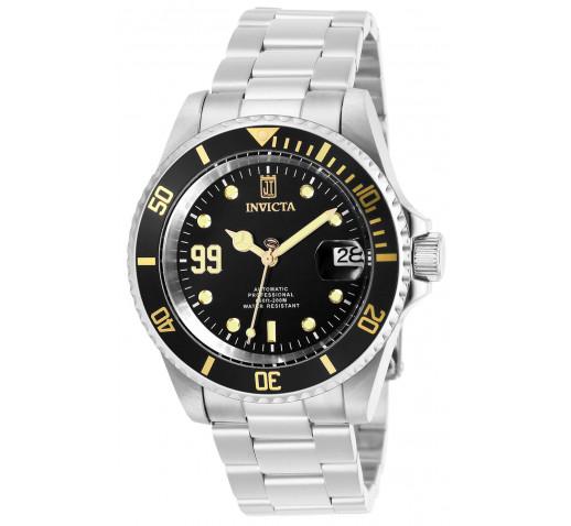 Invicta Pro Diver Jason Taylor Механические Часы Мужские 40мм - 30198