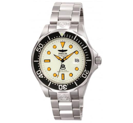 Invicta Pro Diver Grand Diver Часы Мужские со Светящимся Циферблатом - 10640