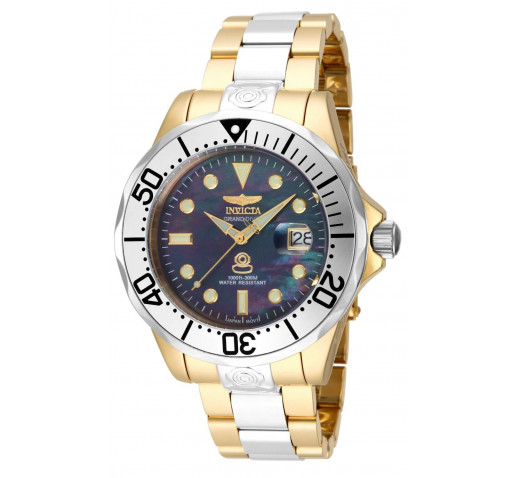 Invicta Pro Diver Grand Diver Мужские Механические Часы 47мм - 16034