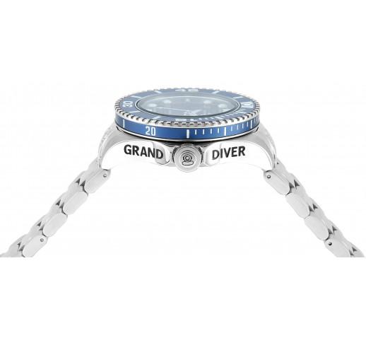 Invicta Pro Diver Grand Diver Gen II Синий Циферблат Стальной Браслет - 19799