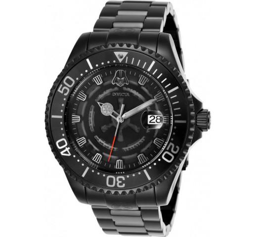 Invicta Grand Diver Star Wars Darth Vader Механические Часы Мужские - 26161