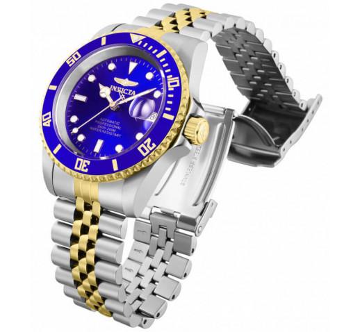 Invicta Pro Diver Комбинированные Механические Часы Мужские 42мм - 29182