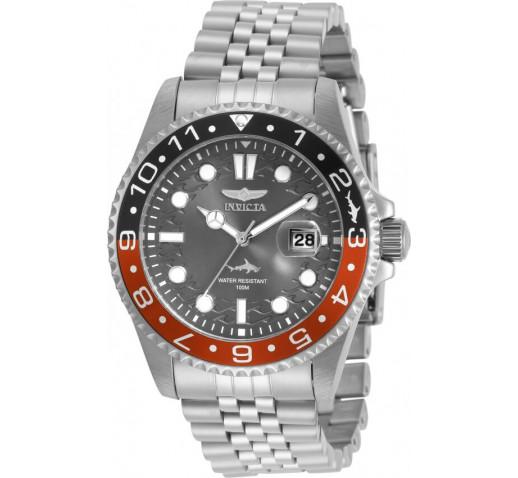 Invicta Pro Diver Мужские Часы Двухцветный Безель Кварцевые - 30621