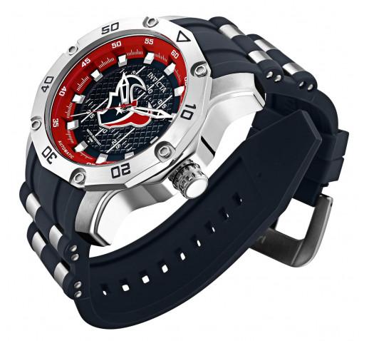 Invicta Pro Diver NFL Houston Texans Механические Часы Мужские 50мм - 32020