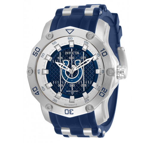 Invicta Pro Diver NFL Indianapolis Colts Механические Часы Мужские - 32021