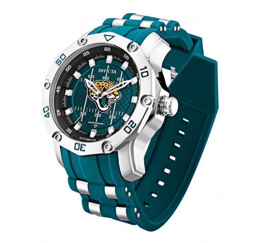 Invicta Pro Diver NFL Jacksonville Jaguars Механические Часы Мужские - 32022