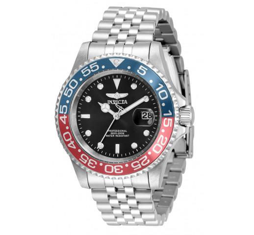 "Invicta Pro Diver ""Пепси"" Безель Часы для Мужчин Кварцевые 40мм - 34102"