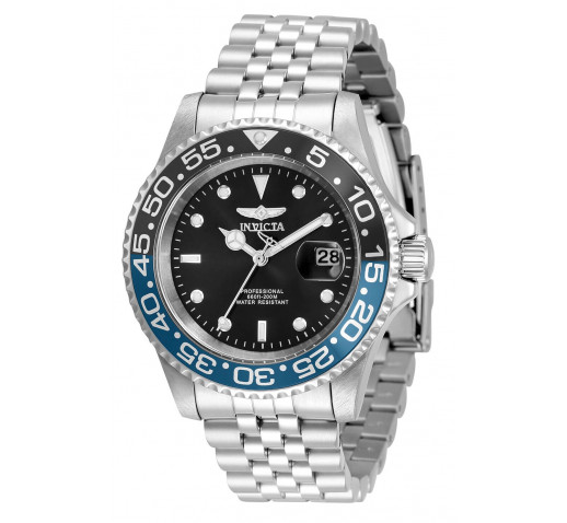 "Invicta Pro Diver ""Бэтмен"" Кварцевые Часы для Мужчин Дайверы 40мм - 34104"