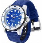 Invicta Pro Diver Синий Ремешок Механические Часы Мужские 44мм - 35488