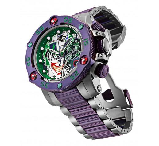 Invicta Reserve Sea Hunter Propeller DC Comics Joker Мужские Часы - 32371