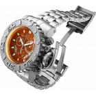 Invicta Sea Hunter Большие Мужские Часы с Крашеным Стеклом 58мм - 32641
