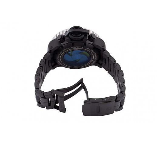 Invicta Sea Hunter Jason Taylor Большие Черные Мужские Часы 58мм - 33995