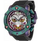 Invicta Reserve Sea Hunter Propeller DC Comics Joker Силиконовый Ремешок - 34937