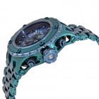 Invicta Reserve Subaqua Specialty Зеленые и Синие 52 мм Часы - 25910