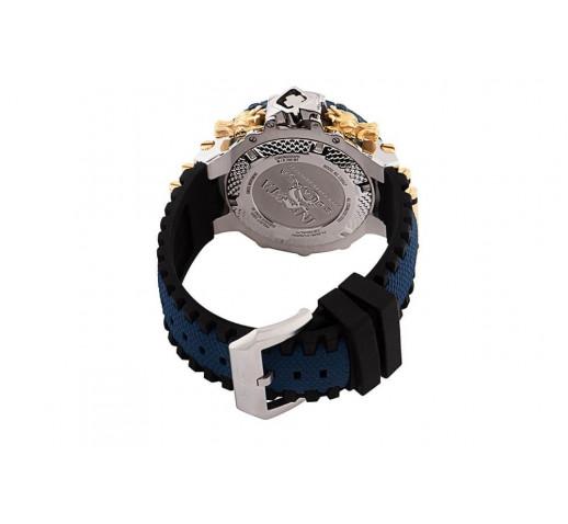 Invicta Subaqua Noma VII Силиконовый Ремешок Мужские Часы 52мм - 33647