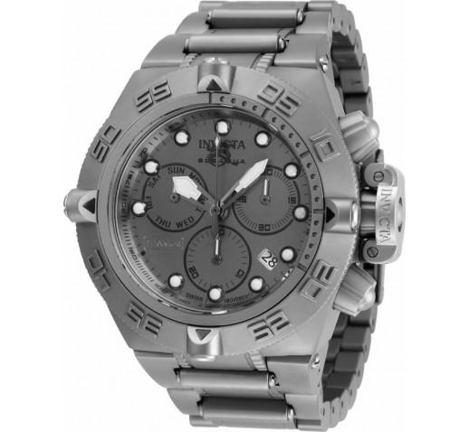Invicta Subaqua Noma IV Полностью Титановые Мужские Часы 50мм - 33721