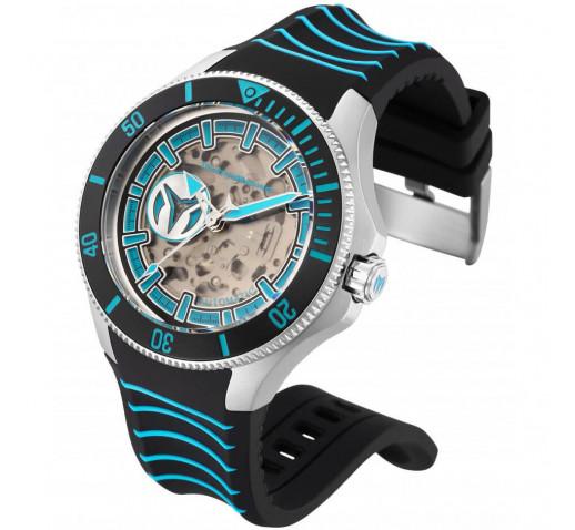 TechnoMarine Cruise Shark Часы с Прозрачным Циферблатом 47мм - TM-118020