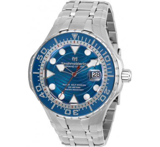 Technomarine Grand Cruise Blue Reef Механические Часы Мужские - TM-118071
