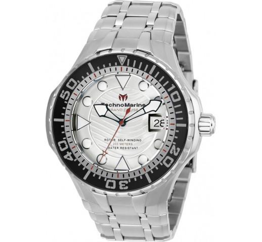 Technomarine Grand Cruise Blue Reef Мужские Механические Часы - TM-118072