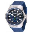 TechnoMarine Cruise Monogram Синие Мужские Часы Кварц 49мм - TM-120007