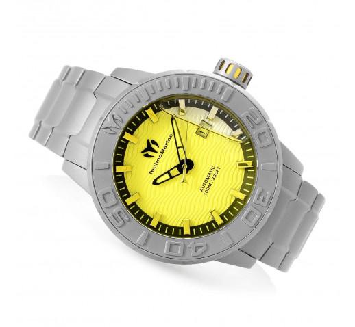 Technomarine Titanium Reef Полностью Титановые Часы Мужские - TM-516001
