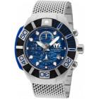 Technomarine Black Reef Синий Циферблат Кварцевый Хронограф - TM-519002