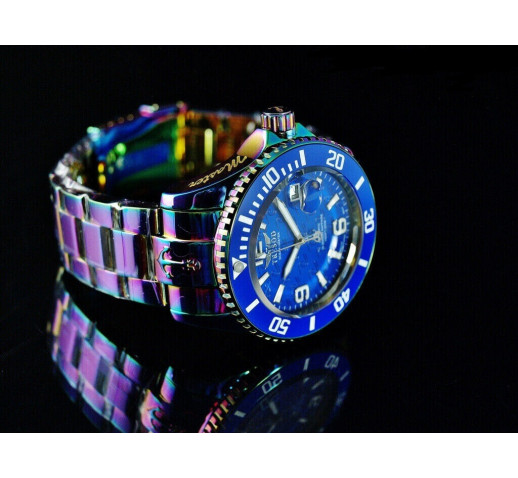 Tresod Ocean Master Радужные Часы Механические Мужские 44мм - OM-0110