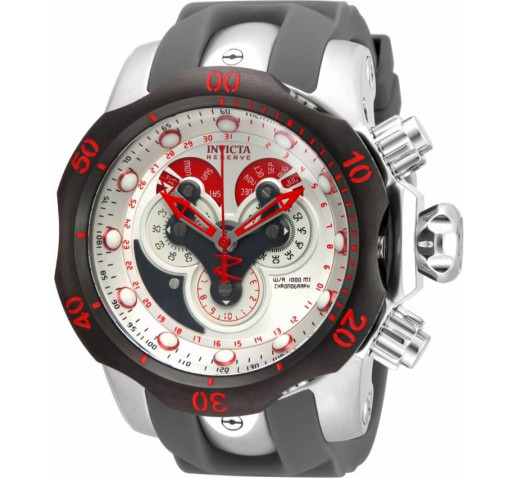 Invicta Reserve Venom Master Calendar Мужские Часы Большие - 14467